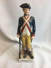 "2nd Maryland Infantry 1777 12"" Figurine Andrea by Sadek 6773"