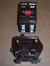 New Wadsworth Type A 2 pole 15 amp 120/240v Circuit Breaker