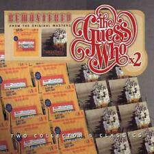 THE GUESS WHO - WHEATFIELD SOUL/ARTIFICAL PARADISE [REMASTER] NEW CD
