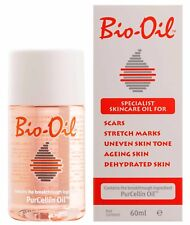 Bio Oil 60ml Scars Stretch Marks Dehydrated Aging Acne - FREE & FAST UK SELLER