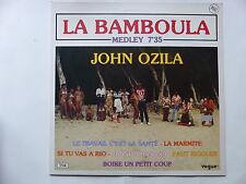 """MAXI 12"""" JOHN OZILA Medley la Bamboula 311142"""