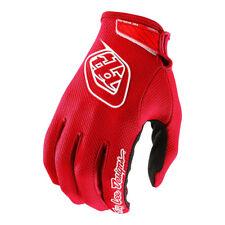 Troy Lee Designs Mountain Bike Full Finger Gloves AIR GLOVE; RED MD