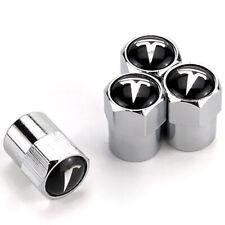 Kohlefaser-Auto Reifen Staubschutz Reifen Ventil Radkappen für Mazdaspeed MS