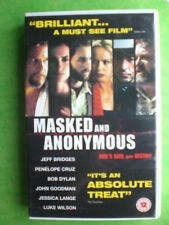 MASKED AND ANONYMOUS  (JEFF BRIDGES)   -  BIG BOX ORIGINAL RARE  DELETED