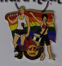 Hard Rock Cafe Pin Gay Pride Los Angeles 2010 LE300