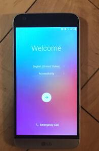 LG G5 H830 unlocked smart phone