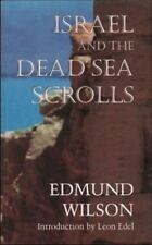 Israel & The Dead Sea Scrolls, Wilson, Edmund, Acceptable Book