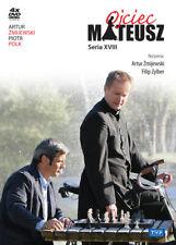 OJCIEC MATEUSZ sezon 18 DVD POLISH  Shipping Worldwide