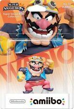 Nintendo Wii U 3ds Super Smash Bros No 32 Wario Collectible Figure Amiibo