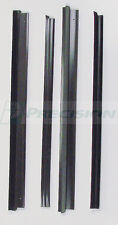 NEW Rear Door Beltline Molding Kit / FOR 1992-94 CHEVY CREW CAB TRUCK & SUBURBAN