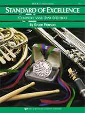 """KJOS """"STANDARD OF EXCELLENCE"""" ALTO SAXOPHONE MUSIC BOOK 3 BRAND NEW SAX ON SALE!"""