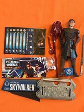 Hasbro Star Wars The Clone Wars CW07 Anakin Skywalker Space Suit Action Figure