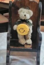 """Boyds Bear Sonny 903023 Retired 10"""" Cheer Up Bear Pre-owned Great Condition"""