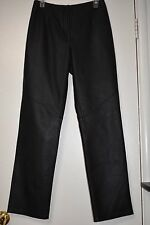 Willi Smith genuine lamb leather pants lined NWOT