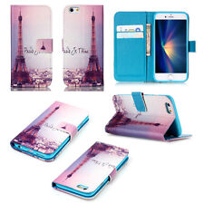 Fashion Paris -LiYB Design Wallet Leather Flip Case Cover For Call Phone