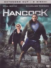 DVD • Hancock Will Smith Charlize Theron  EXTENDED CUT 2 DISCHI ITALIANO