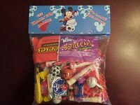 Mickey Mouse Soccer Treat Bag Toppers Birthday Party Favors 6pc