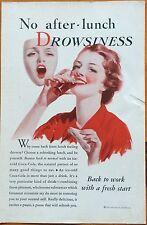 1930's Original Coca-Cola Magazine Ad Coke Southern California