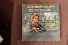 """LP Record - Johnny Cash - """"Now, There Was A Song"""""""