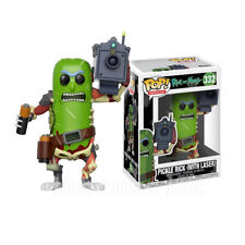 Funko Pop Animation avec laser Rick and Morty-Pickle Rick Vinyl Figure #27862