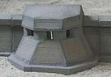 MGM 070-007 1/72 Resin WWII Anti-tank Sea Wall Integral Bunker