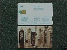 BT Visiting Card Phonecard Steve Fish VIS107 MintUnused