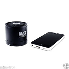 Portable Bluetooth Wireless Mini Speaker for Tablets, Mobile Phones, MP3/MP4