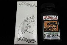 NOODLERS FOUNTAIN PEN INK 3 OZ BOTTLE BULLETPROOF BLACK