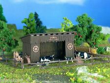 Vollmer 77161,N Accessorie Kit,Shelter with Fence 1:160,New,original packaging