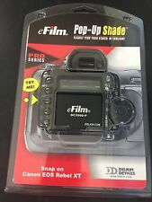 Delkin Pro Series Pop-Up Shade for Canon EOS Rebel XT #61635