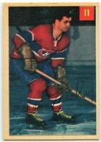 1954-55 Parkhurst Hockey #11 Calum Mackay VG-EX Condition (*2020-13)