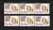 ANDORRA ESPAÑOLA. Año: 1978. Tema: VII CENTº DE LA FIRMA DE LOS PAREATGES.