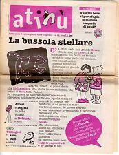 rivista - ATINU' SETTIMANALE ANNO I N. 19 LA BUSSOLA STELLARE