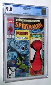 Spider-Man #11 Marvel Comics ©1991 CGC 9.8