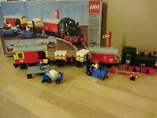 LEGO  7722  --  STEAM CARGO TRAIN  BATTERY