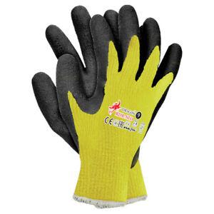 12 Paar Latexhandschuhe Arbeitshandschuhe Handschuhe Schutzhandschuhe Gr 7-11