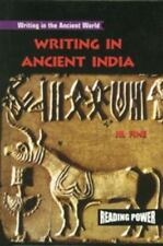 Writing in Ancient India (Reading Power: Writing in the Ancient World)-ExLibrary