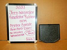 Details about  /18-20 Jeep Wrangler Gladiator Front Floor Console Bezel Factory Mopar New Oem