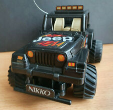Nikko Jeep Wrangler RC DEFEKT ferngesteuert 40 MHz