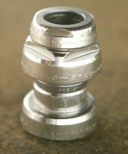 """Vintage 1990's Campagnolo Corsa / C - Record 1"""" inch Italian threaded headset"""