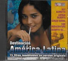 CD album: Compilation: Destinacion América Latina. Polygram . X