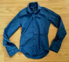 Zara Man - Navy-Blue Shirt - Marineblaues Hemd - Koszula granatowa / Size: S