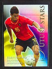 2010 Futera World Football series 2 # 717 Eden Hazard rookie card Belgium