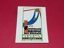 3 AFFICHE URUGUAY 1930 FOOTBALL PANINI WORLD CUP STORY 1990 SONRIC'S