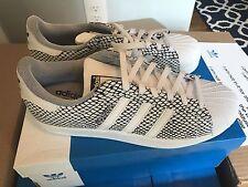 adidas Originals Men's Superstar Snake Pack Fashion Sneaker Size 9 S82731