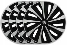 HUBCAPS 16 fit to PEUGEOT 407 307 308 207 807 3008 GPM