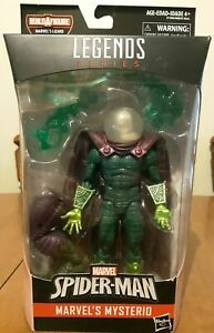 Marvel legends Mysterio From The Lizard Wave Brand New Spiderman Villain NEW