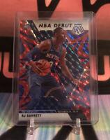 2019-20 Rj Barrett Mosaic BlueReactive RookieCard #270 NBA Debut RC Panini Prizm