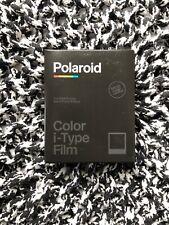 Polaroid Color I-Type Film Black Frame Edition Prod. 1/2020