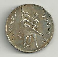 Russland 3 Rubel 1993 - Russisches Ballett 1 Unze Silber